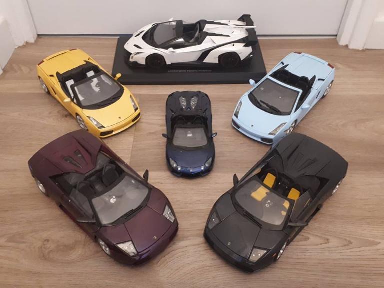 Les Roadsters et Spyders
