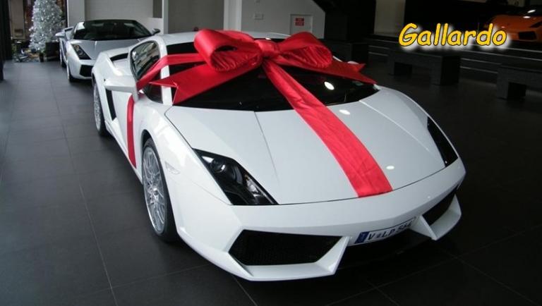 On rêve tous d'un tel cadeau à Noël ou à notre anniversaire